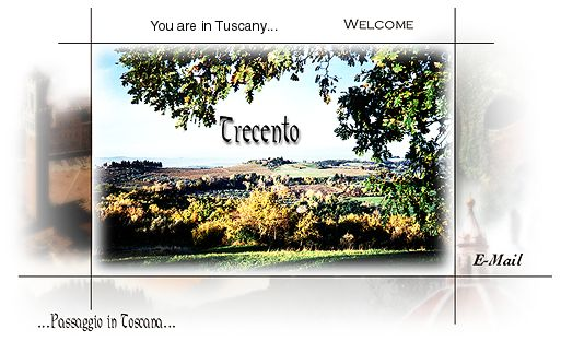 welcome in Trecento